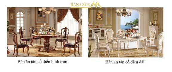 lua-chon-ban-an-cho-phong-bep-tan-co-dien