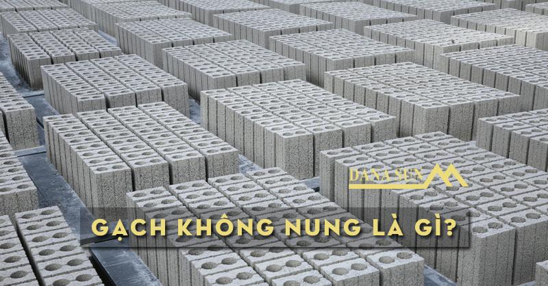 gach-khong-nung-la-gi