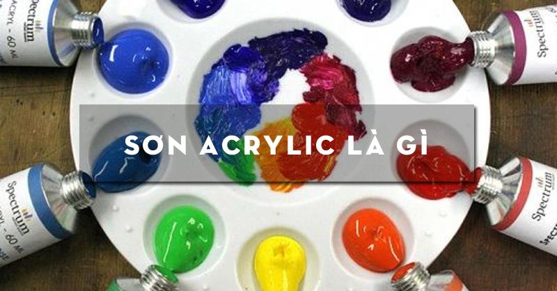son-acrylic-la-gi